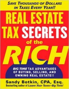 real-estate-tax-secrets-of-the-rich-sandy-botkin