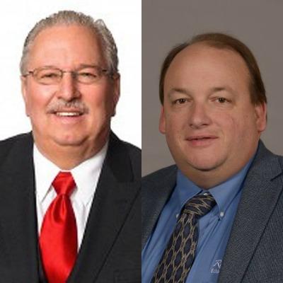 Van Mueller & Jim Silbernagel