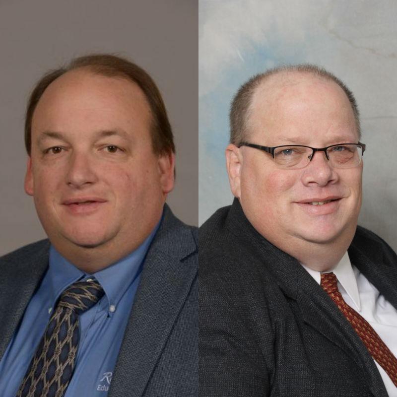 Jim Silbernagel & Neil Narveson