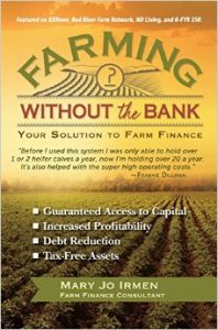 Farming Without the Bank - Book