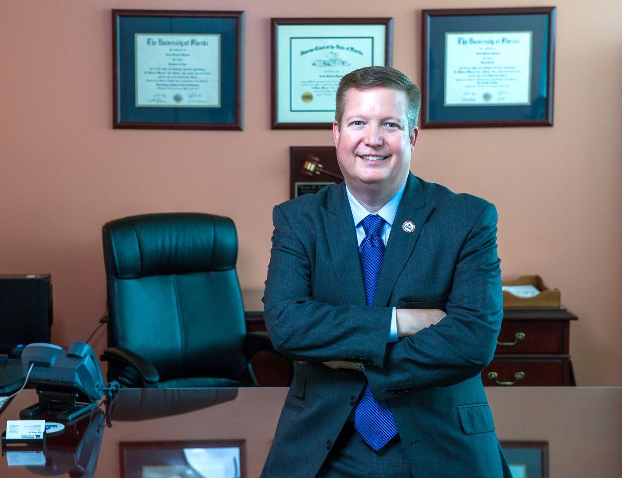 Kevin Mayeux, NAIFA CEO